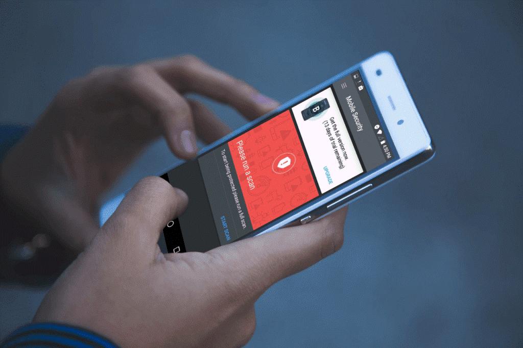 Smartphone Android Terkena Virus