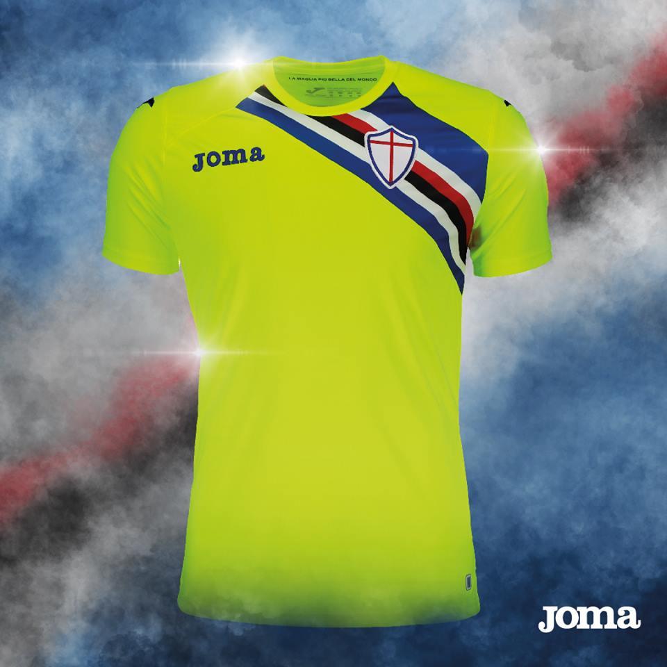 b77b35b3e JOMA U.C. Sampdoria maglia blucerchiata 18 19