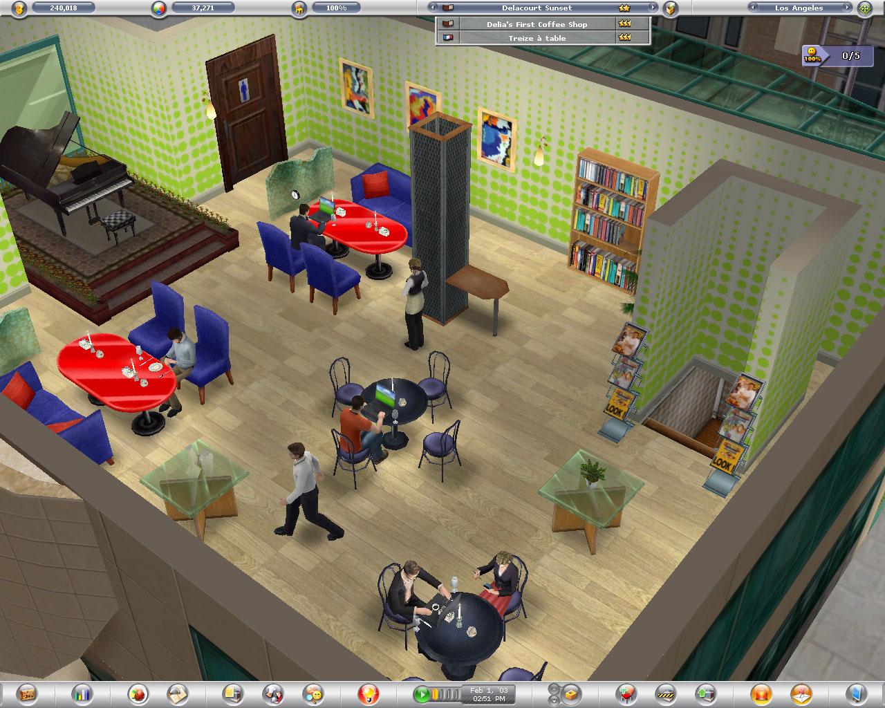 restaurant empire 2 free download+crack