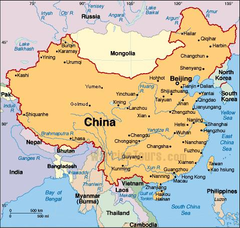 """Việt Nam – Trung Quốc và """"lời nguyền địa lý"""""""