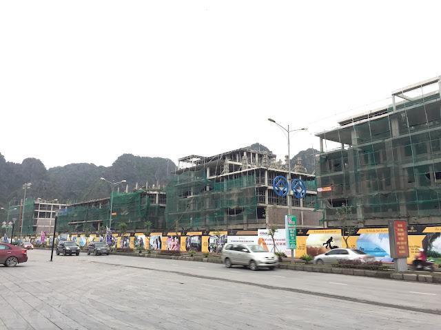 Tiến độ dự án Mon Bay Hạ Long