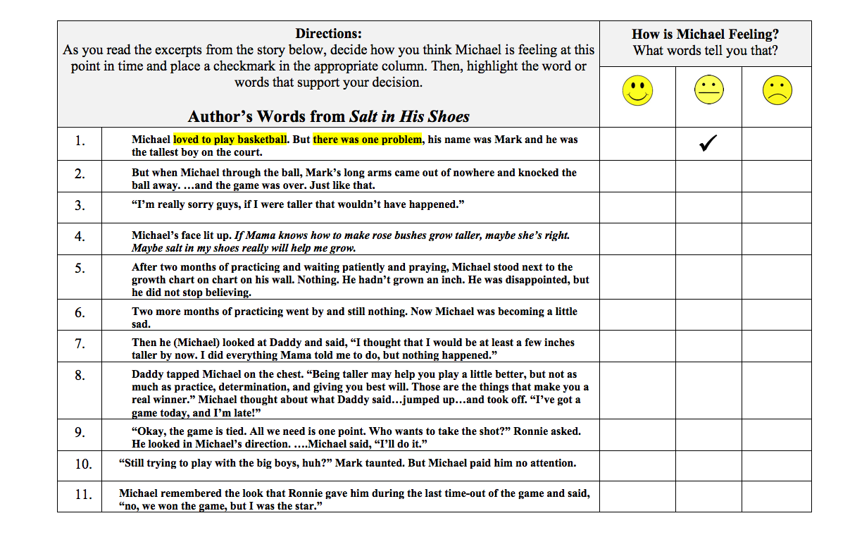 Get In The Fold Updated Close Reading With Salt In His