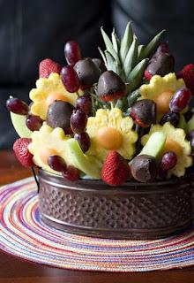 Comment Préparer un panier de fruit délicieux.