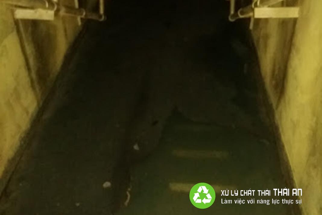 thực trạng nước thải công nghiệp ở việt nam