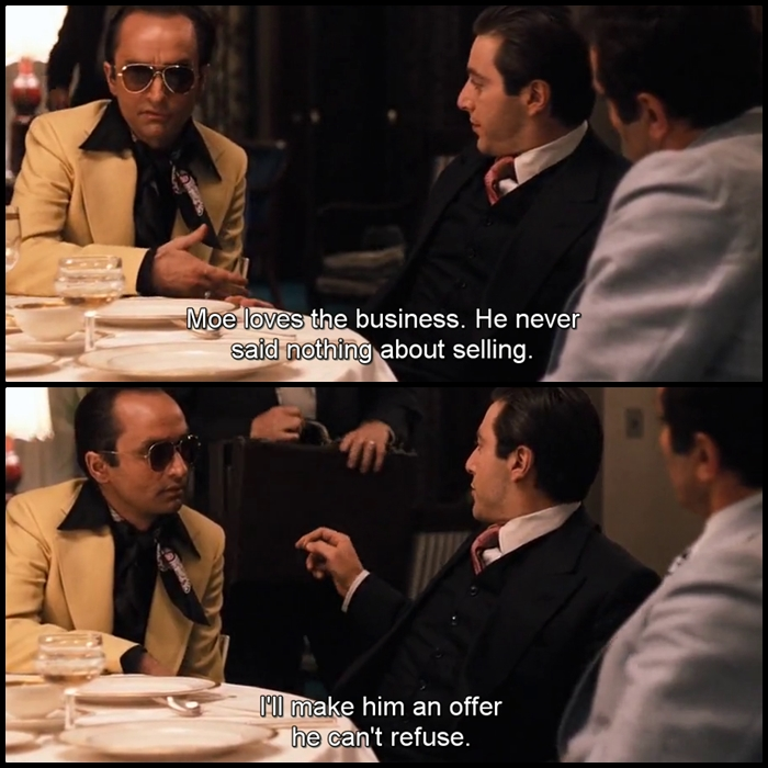 The Godfather Quotes About Family: The Godfather Movie Quotes
