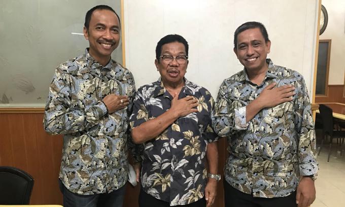 Ipar Jusuf Kalla Titip Harapan Majukan Wajo ke PAMMASE