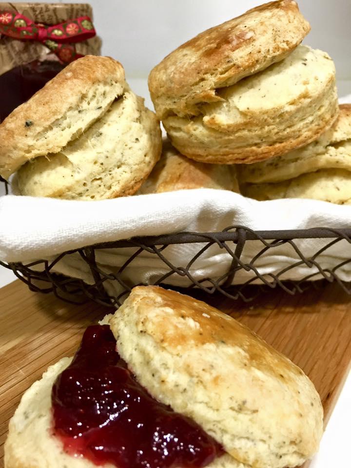 LUVbaking - baking is my healing therapy....: Earl Grey Scone 伯爵茶英式鬆餅 - 附食譜