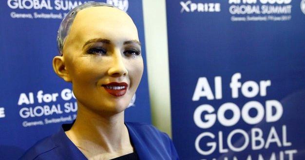 Ini sejarah bagi robot pertama di dunia yang diakui menjadi warga negara