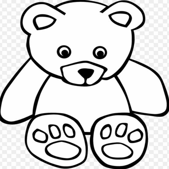 Mewarnai Gambar Kartun Panda Hitam Putih Aneka Gambar Gambar