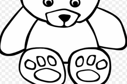 Gambar Mewarnai Panda