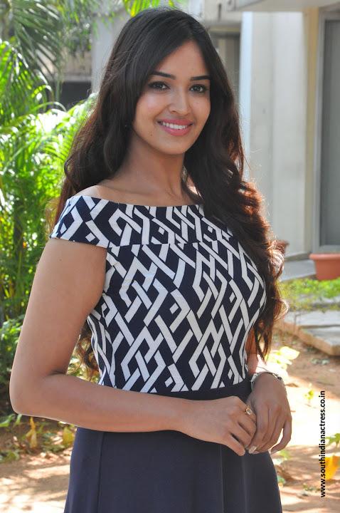 Pujita Ponnada stills from The Prank Movie Poster Launch
