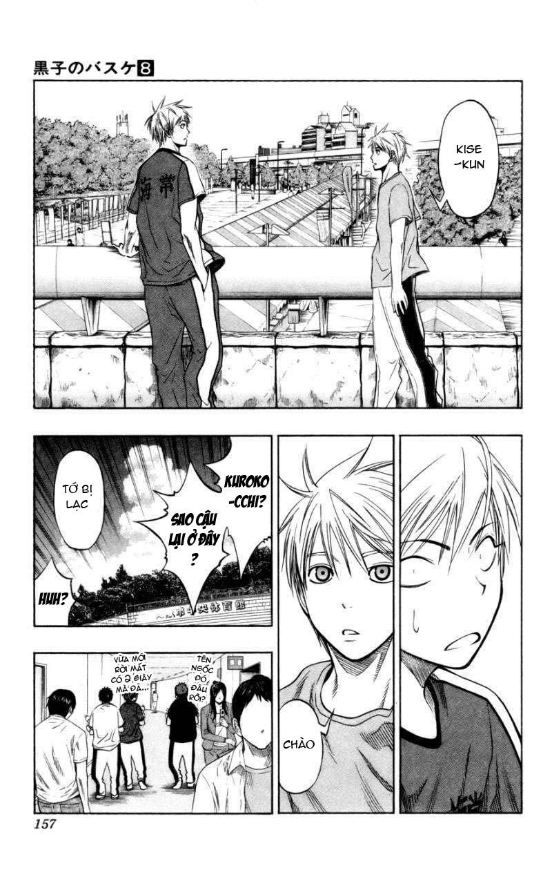 Kuroko No Basket chap 068 trang 11
