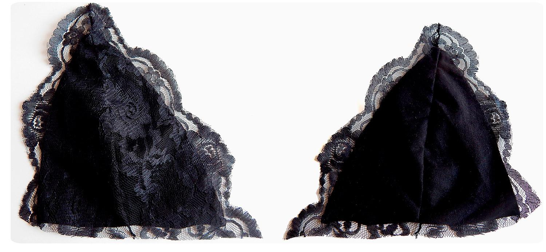 miscelánea diy: DIY   Sujetador lencero   Lace bralette