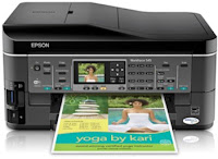 Epson WorkForce 545 Printers Drivers Download