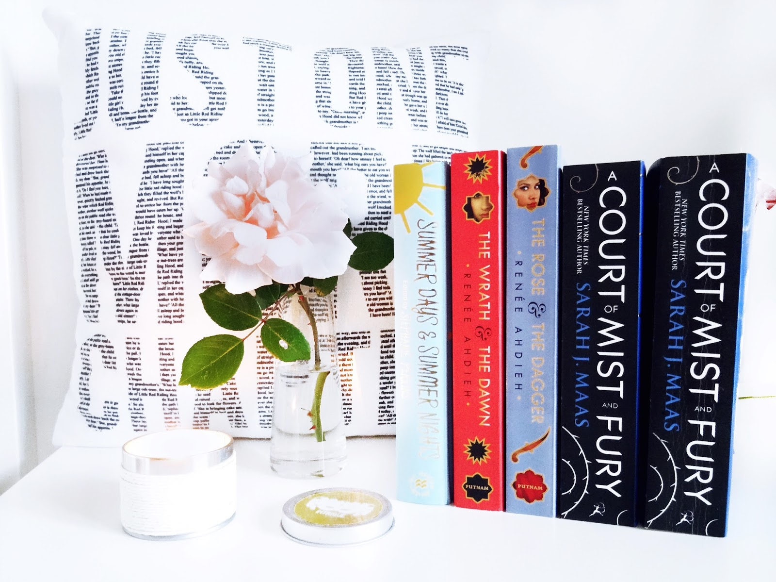 May wrap up book haul