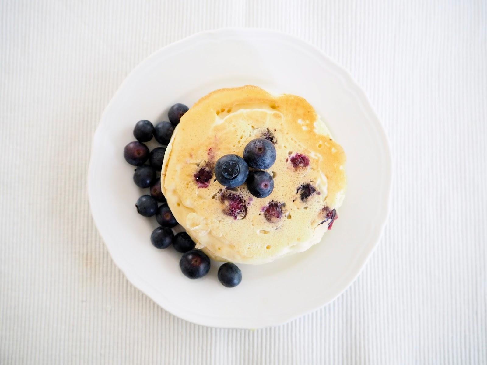 Vegan Blueberry Pancakes, recipe, vegan food, healthy, quick, easy recipe