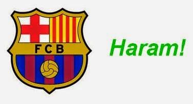 Kelakuan Kurang Ajar Pemain Barcelona