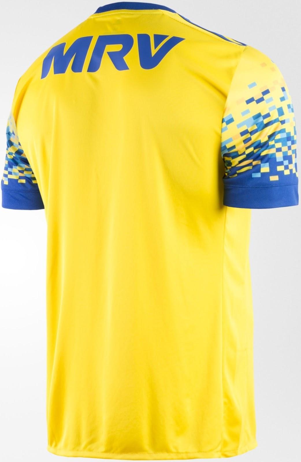 Camisas e Manias  Flamengo   Adidas - Camisa III - 17 18 35215f99c64a8