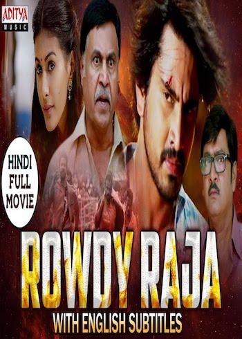 Rowdy Raja 2019 Hindi Dubbed Full Movie Download