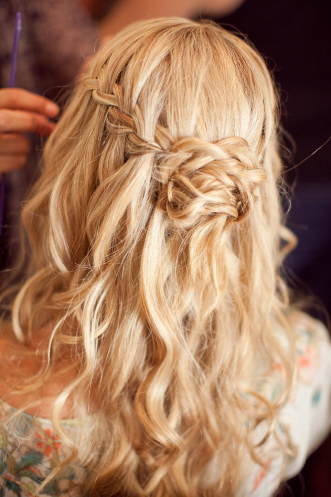{Wedding Trends} : Braided Hairstyles - Part 3 - Belle The ...