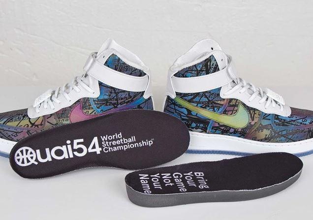 Sneaker 54 Air AddictQuai 1 Hi Qs Cmft X The Premium Nike Force QrCxtshd