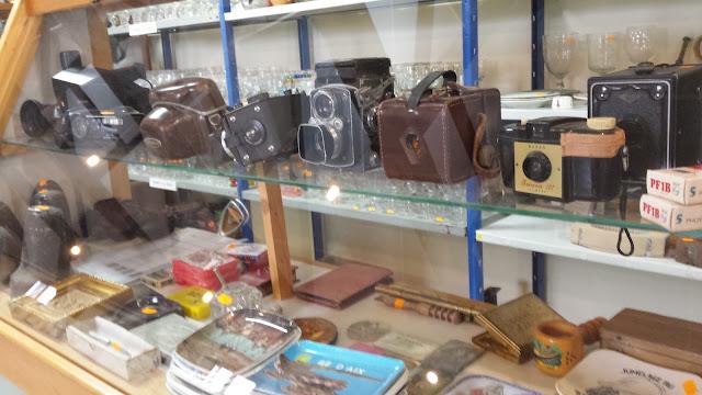 appareils photo ancien