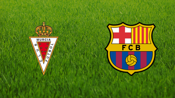 Murcia vs Barcelona