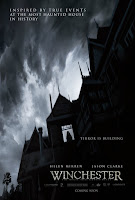 Winchester Movie Poster 1