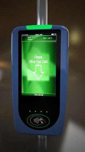 Los billetes sencillos de la EMT no están en la nueva tarjeta de transporte
