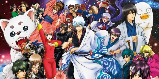 Urutan Lengkap Nonton Anime Gintama Tv Movie Ova Ona Special Episode