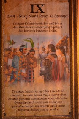 sejarah kakao sejak zaman suku maya