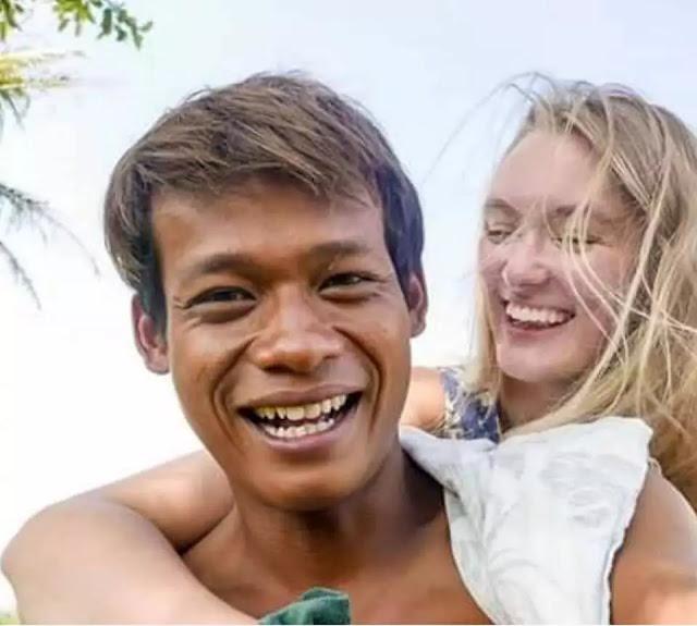 Viral Pria Muntilan Nikahi Bule Asal Inggris, Bukti Cinta Sejati Harus Terus Diperjuangakn