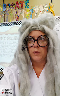 Mad Scientist Day for Upper Grades