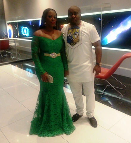 0 Photos: Nigerian stars at Channel O Awards