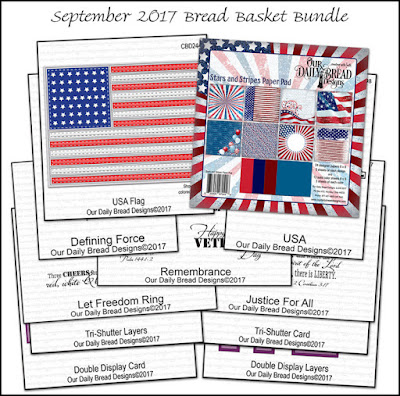 September 2017 Bread Basket Bundle
