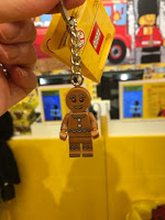 LEGO Gingerbread Man