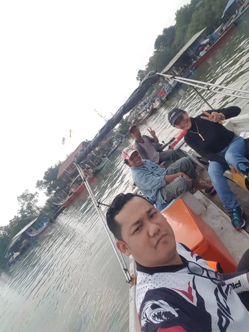 Jom Mancing Bersama Di Port Klang Krew Blog Ke Tukun Ufo