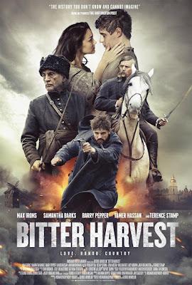 Bitter Harvest 2017 DVD R1 NTSC Sub
