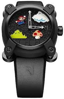 Montre Romain Jerome Super Mario Bros