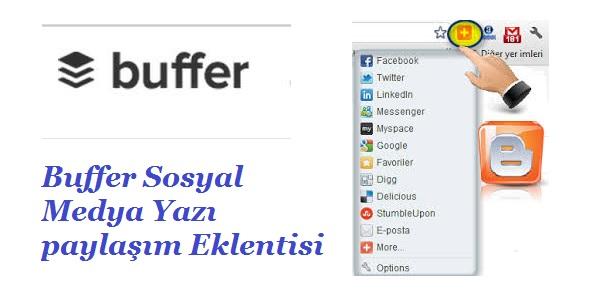 Buffer Sosyal Medya Uzantısı