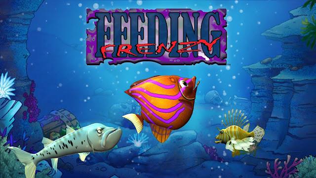 تحميل لعبة Feeding Frenzy من ميديا فاير