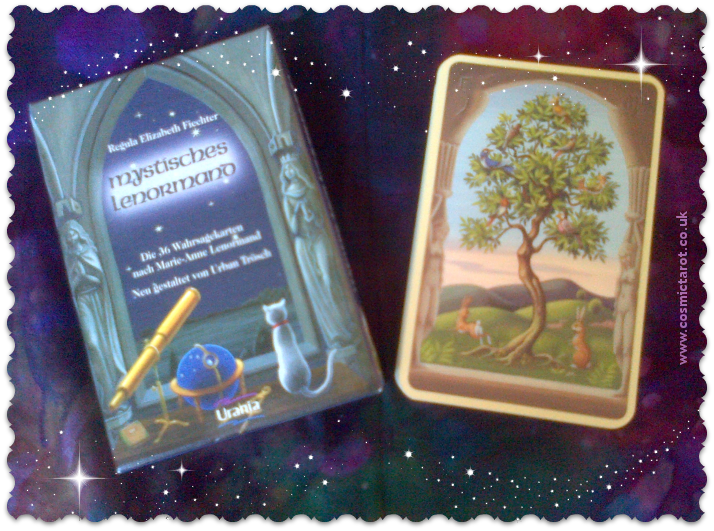 mystical lenormand deck