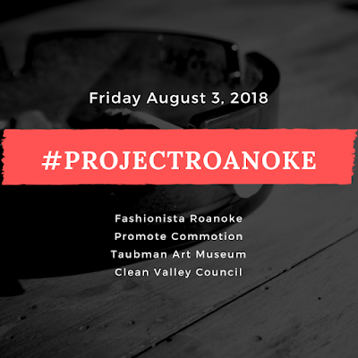 10 Year Celebration of Fashionista Roanoke Featuring Project Roanoke