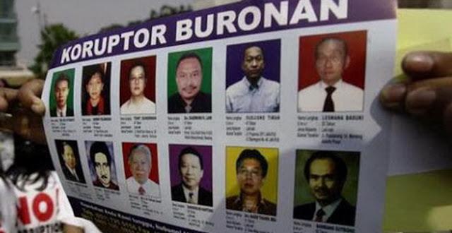 Daftar 45 Pelarian Indonesia ke Luar Negeri Versi ICW, Nomor 33 Paling Fenomenal