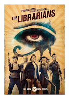 Tercera temporada de The Librarians