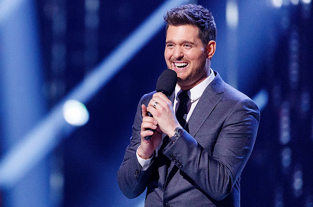 Video: Michael Bublé - When I Fall In Love