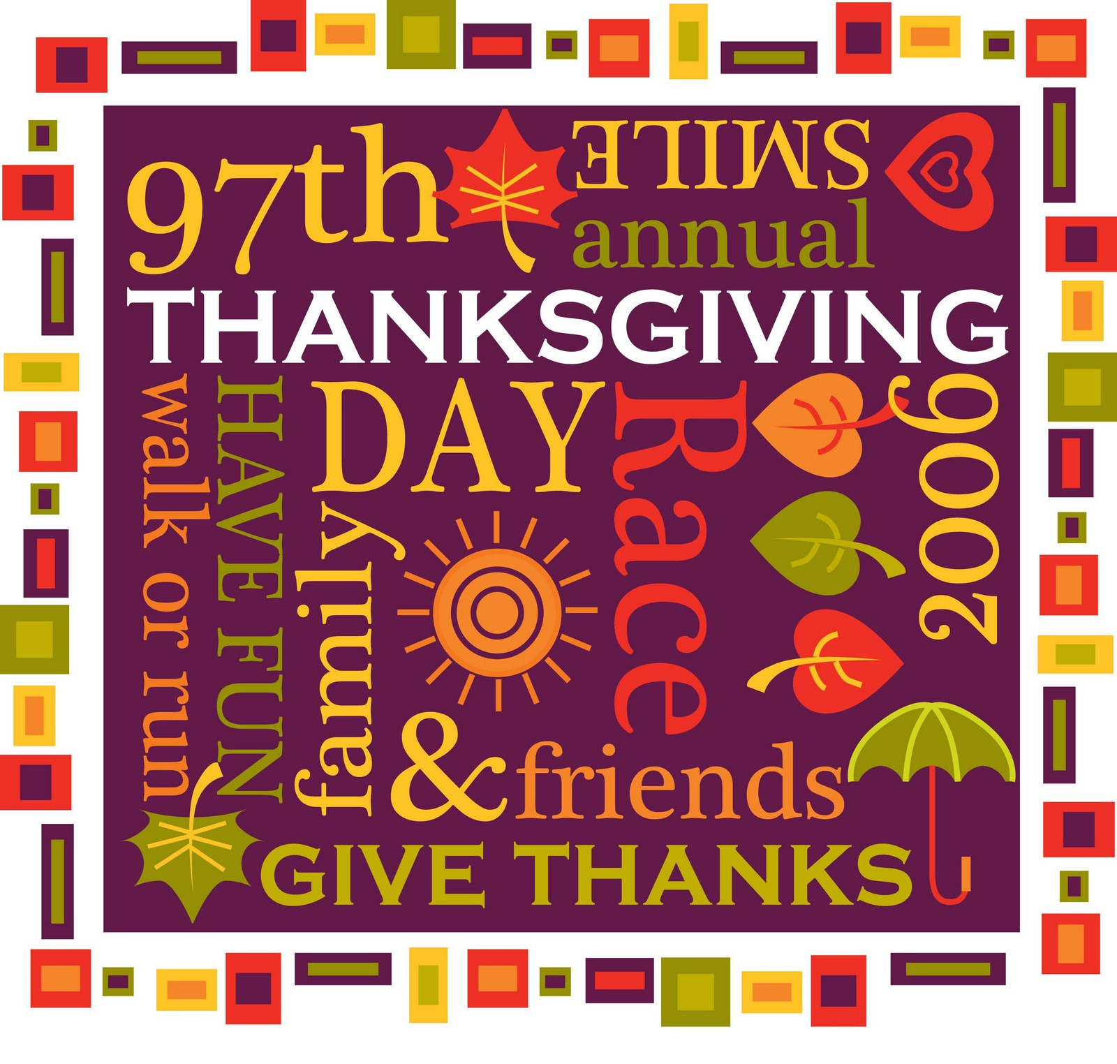 8th annual thanksgiving day - HD1600×1524