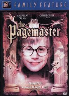 Pagemaster: O Mestre da Mágia - Full HD 1080p