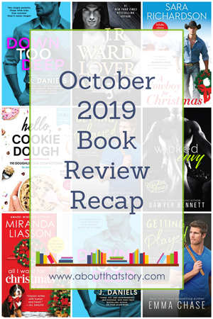October 2019 Book Review Recap | About That Story