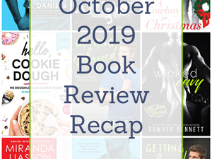 October 2019 Book Review Recap